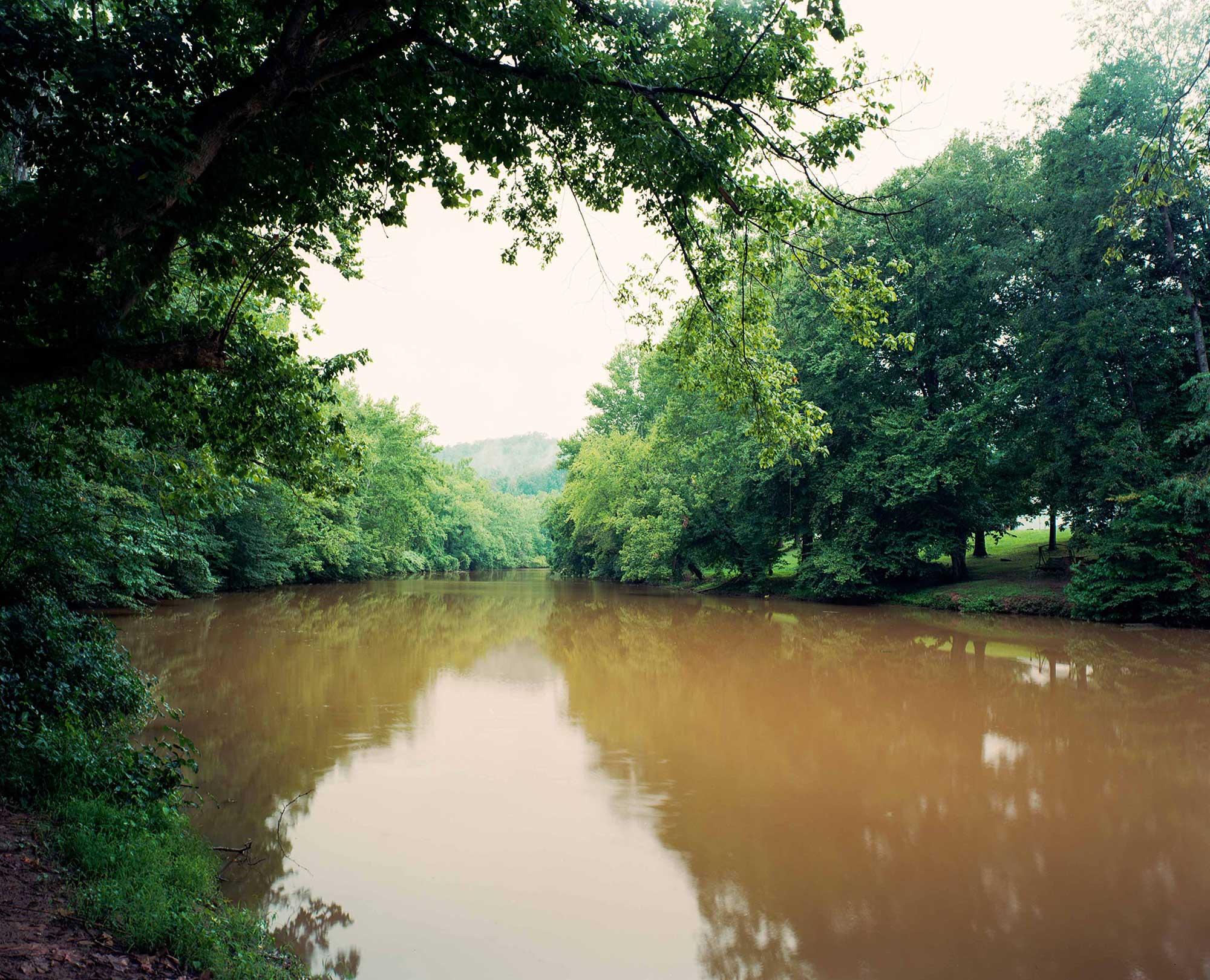 Rivière Poca Basin, West Virginia 2012